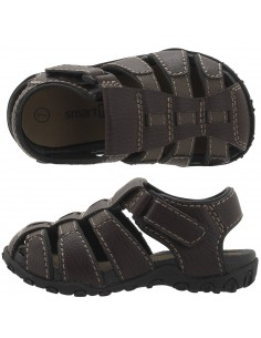 Boys' Toddler Livingston Fisherman sandals - Brown