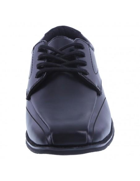Boy's Bike Toe Dress Up shoe - black